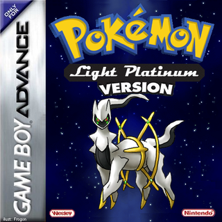 cách chơi game Pokemon Light Platinum